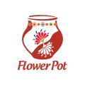 花盆Logo