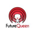 未來的女王Logo