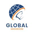 Global Mashroom  logo
