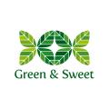 Green & Sweet  logo