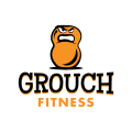 Grouch Fitness  logo