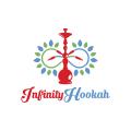 無限水煙Logo