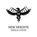 新的高度醫療中心Logo