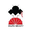 Rising Beauty  logo