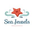 Sea Jewels  logo