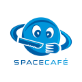 SpaceCafe  logo