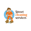 Street Cleaning Services  logo