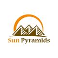 太陽金字塔Logo