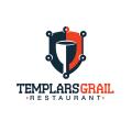 Templars Grail  logo