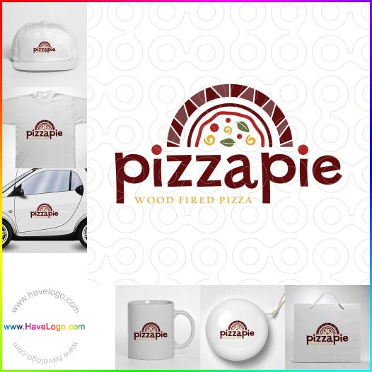 比薩餅logo設計 - ID:52990