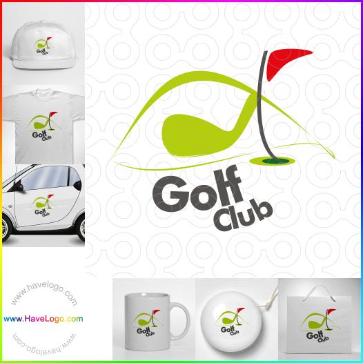 高爾夫logo設計 - ID:35437