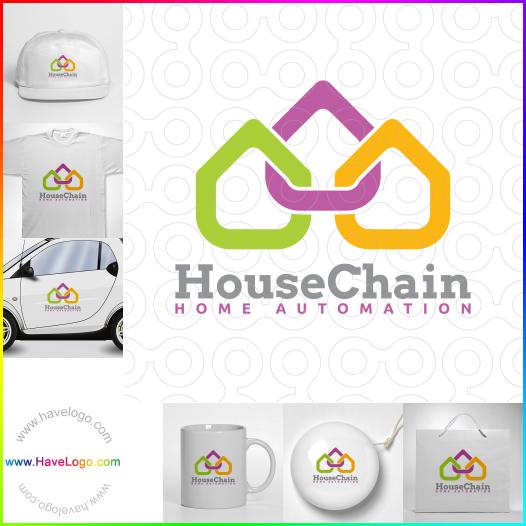房地產logo設計 - ID:35294