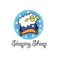 sleeping sheep  logo