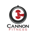 Cannon Fitness  logo