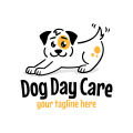 Dog Day Care  logo