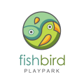 Fish Bird  logo