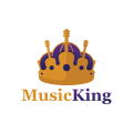 Music King  logo