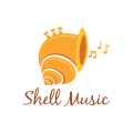 Shell Music  logo
