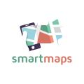 智能地圖Logo