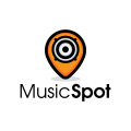 Spot Music  logo