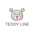 Teddy Line  logo