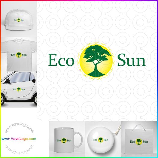陽光logo設計 - ID:366