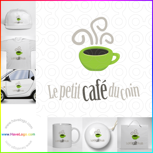 hot drinks logo - ID:196