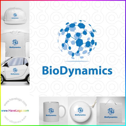 生物技術logo - ID:44615