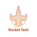 rocket tech  logo