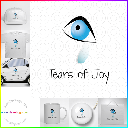 tear logo - ID:35187