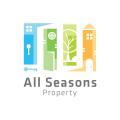 所有的季節性Logo