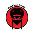 American Devils  logo