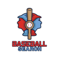 Baseball Search  logo