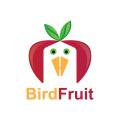 鳥水果Logo