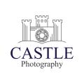 城堡攝影Logo