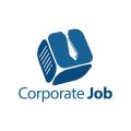Corporate Job  logo