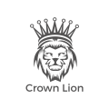 Crown Lion  logo