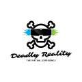 致命的真人Logo