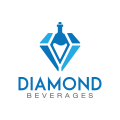 Diamond Beverages  logo