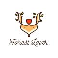 林的情人Logo
