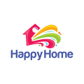 Happy Home  logo