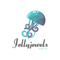 Jellyfish Jewels  logo
