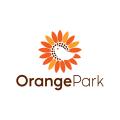 橙園Logo