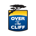 Over The Cliff  logo