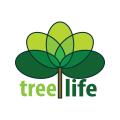 樹的生命Logo
