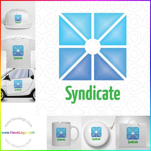 抽象logo設計 - ID:52757