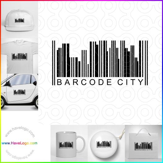 barcode logo - ID:37573