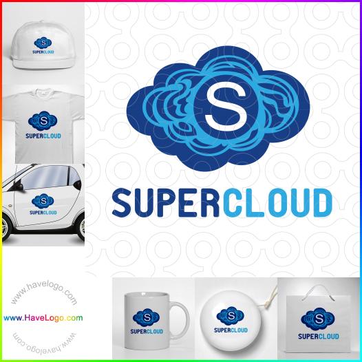 cloud logo - ID:17786