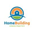建設Logo