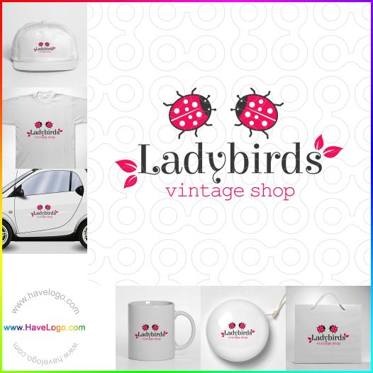 瓢蟲logo設計 - ID:35512